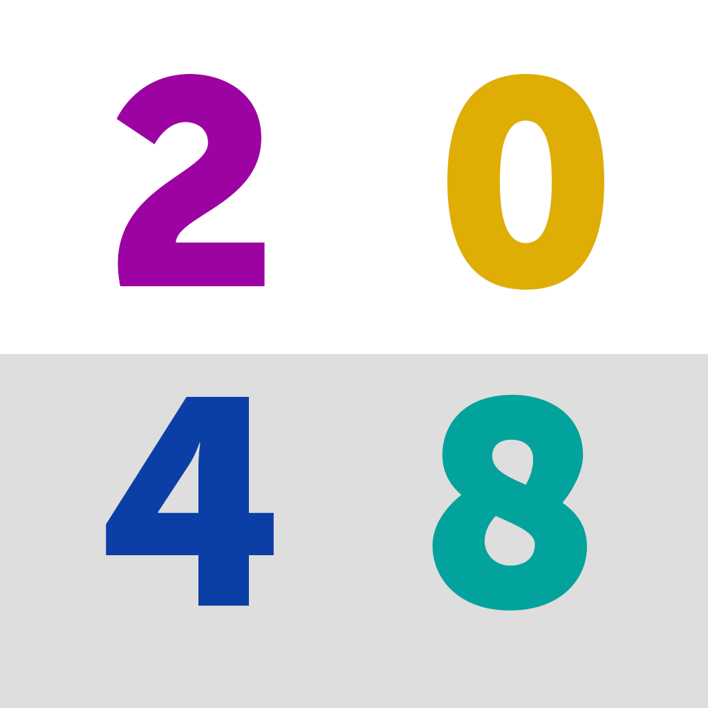 2048  - A Best Addictive Free Puzzle Game